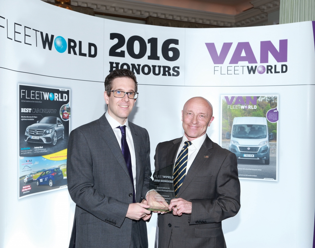 Fleet World Honours 2016 . . London, UK . . 19.04.2016 The Fleet World Honours 2016 took place at the Royal Automobile Club in Pall Mall, London. © Paul Marriott Photography